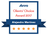 Avvo Clients Choice Award 2017